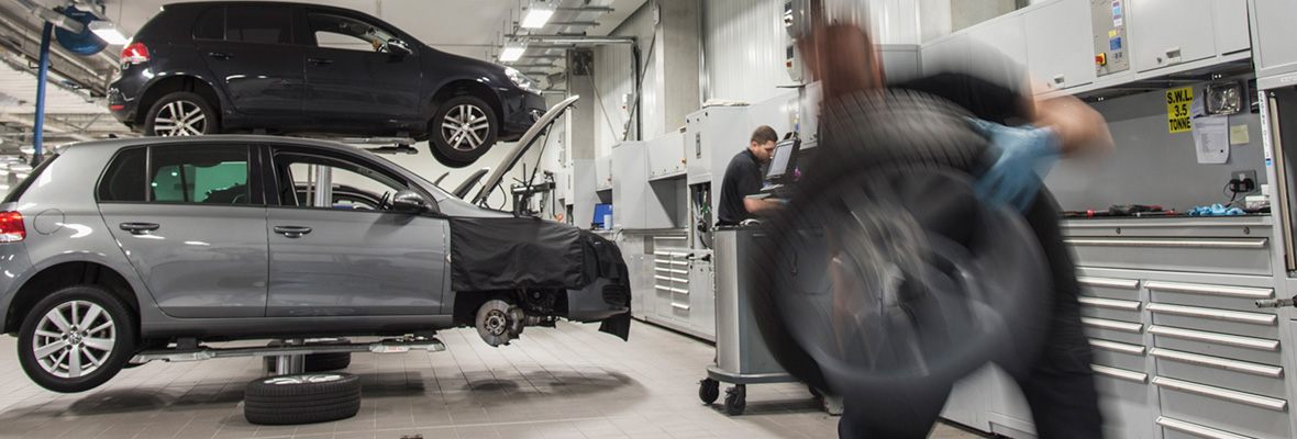 Windrush Volkswagen Aftersales, Servicing and Repairs, Slough, Maidenhead, Berkshire